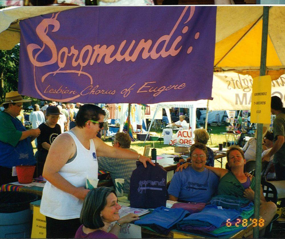 Soromundi at Pride 1998